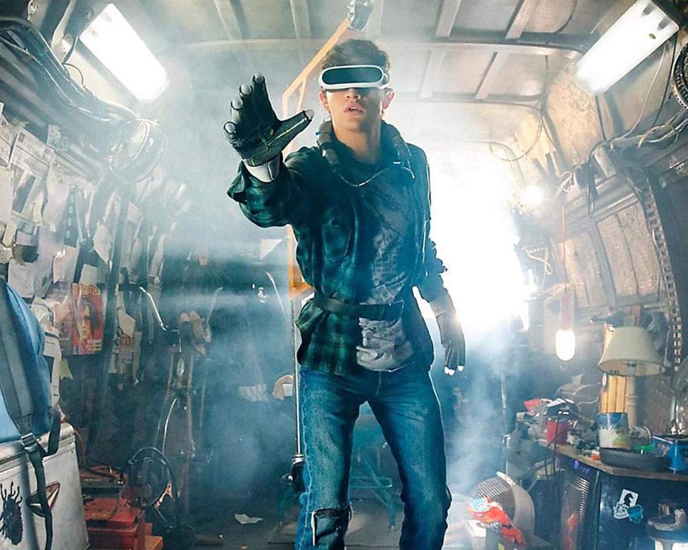 Yet Another Review You Didn't Ask For: READY PLAYER ONE · A